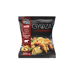 Пельмені Вічі 800г gyoza яловичина