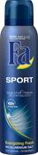 Дезодорант Fa 150мл sport бадьорого свiжiсть