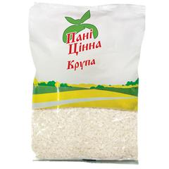 Рис круглий Пані Цінна 1кг