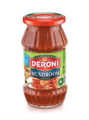 Соус Deroni 520г гриби