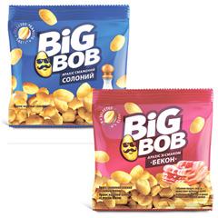 Арахiс Big Bob 70г смажений бекон