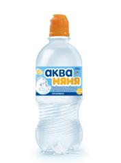Вода Аква няня 0.33л спорт пет