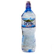 Вода Девін 0.75л мінеральна sport