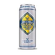 Пиво Garage 0.5л hard lemon з.б