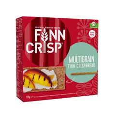 Сухарики житні Финн Крисп 175г multigrain декілька видів зерна