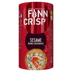 Хлібці круглі Фінн Крисп 250г sesame пшеничні кунжут