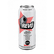 С.алк. напій Revo 0.5л 8.5%