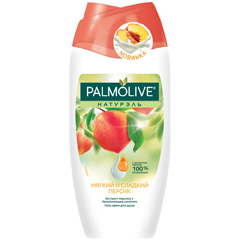 Гель д.душу Palmolive 250мл натурель м`який  та солодкий персик