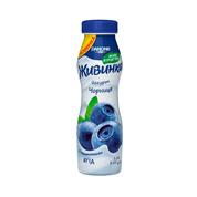 Йогурт Дольче 280г 3.2% полуниця