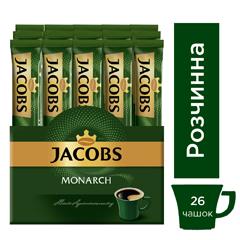 Кава Jacobs 1.8г монарх розч.