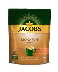 Кава Jacobs 60г монарх крема розчинна е.п.