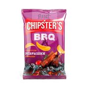 Чiпси Chipster`s 70г реберця барбекю