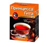 Чай Принцеса Гіта 85г чорний медіум стс