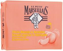 Мило Le Petit Marseillais білий персик та нектарин