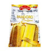 Кекс PINETA 750г Пандоро з лимонним кремом