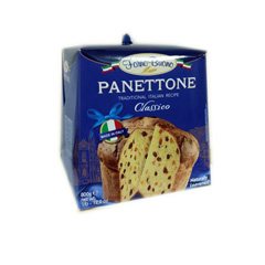 Кекс FORNO BUONO 500г Панеттоне класичний
