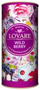 Чай Lovare 80г дика ягода