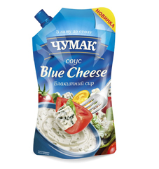 Соус Чумак 200г blue cheese д.п