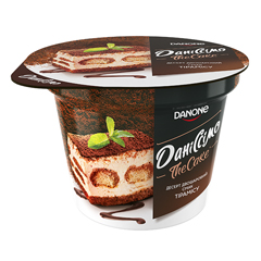 Десерт Данiссiмо 230г 6% тірамісу
