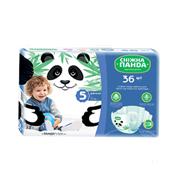 Сніжна панда діт.підгуз. Junior 36 шт