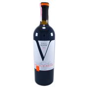 Вино Вілла Крим 1.5л шевальє руж чер нап солодке