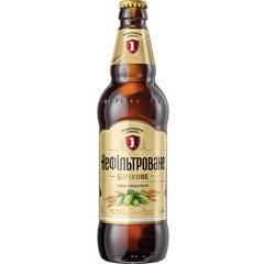 Пиво ППБ 0.5л бочкове нефiльтроване