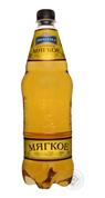 Пиво Балтика 0.9л розливне м`яке