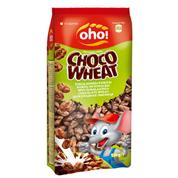 Готовий сніданок Oho 150г шоколадна пшениця