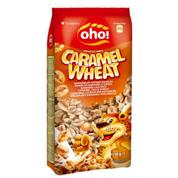 Готовий сніданок Oho 150г пшениця карамель