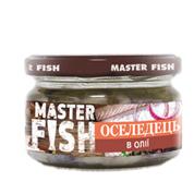 Оселедець Master Fish 180г філе в олii