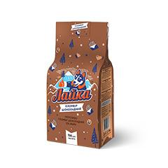 Морозиво Лайка 700г пломбiр 12% шоколад