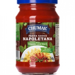 Соус Чумак 340г спагетті наполітана