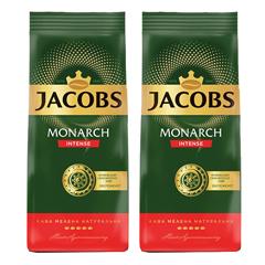 Кава Jacobs 450г монарх інтенс мелена