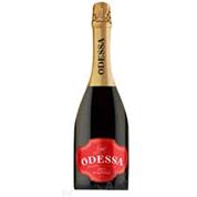 Вино iгристе Odessa 0.75л мускат н.солодке бiле