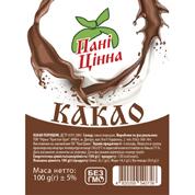 Какао Пані Цінна 100г