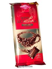 Шоколад АВК 90г чорний фруктоза діабет