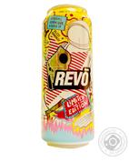 С.алк. напій Revo 0.5л 8.5% лiмiтована пропозицiя