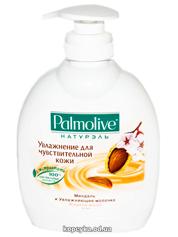 Мило рідке Palmolive 300мл мигдаль поживне
