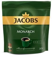 Кава Jacobs 30г монарх розчинна е.п.