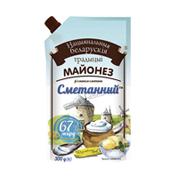 Майонез Білоруські традиції 300г 67% сметанний д.п