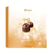 Цукерки Vergani праліне молочний шоколад асорті