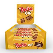 Шоколадний банон Твікс 14*20 21г топ