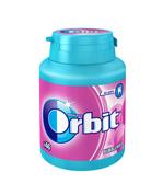 Жувальна гумка Orbit 64г bottle bubblemint пластик
