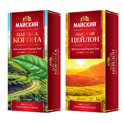 Чай Майський 25п золотий цейлон