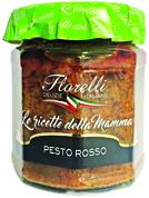 Соус Le ricette della mamma 200г песто россо