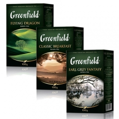 Чай Greenfield 100г english edition