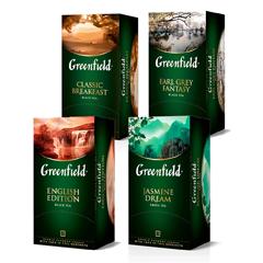 Чай Greenfield 25п englishedition