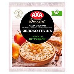 Каша АХА 40г вівсяна яблуко груша штрудель