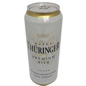 Пиво Thuringer 0.5л ж.б світле преміум фільтроване пастерізоване