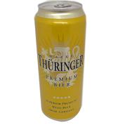 Пиво Thuringer 0.5л ж.б пшеничне світле  нефільтроване